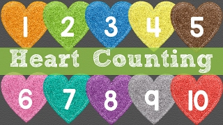 Counting from one to ten using both number and number words for toddlers and preschool. For more preschool learning activities and preschool games please visit http://www.childcareland.com.Also great for child care, kindergarten, homeschool.You can download the heart patterns at http://bit.ly/2k3y3pK . Don't forget to subscribe to my youtube channel and sign up for my free newsletter at http://bit.ly/2ayLA6h.Please like ... comment ... and share!!childcareland.com - http://www.childcareland.comearlychildhoodprintables.com - http://www.earlychildhoodprintables.comConnect With Me:Twitter - http://www.twitter.com/childcarelandInstagram - http://www.instagram.com/shelleylovettPinterest - http://www.pinterest.com/childcarelandMusic: Winter Ride by Twin Musicom (twinmusicom.org) used with creative commons license 3.0