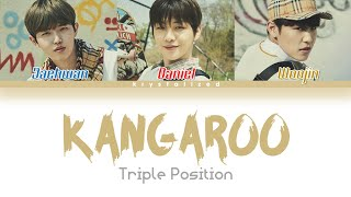 Video [Wanna One] Triple Position - Kangaroo (캥거루) [HAN|ROM|ENG Color Coded Lyrics] MP3, 3GP, MP4, WEBM, AVI, FLV Juli 2018