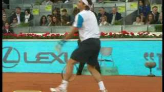 Madrid 2010: SF Roger v Ferrer (Highlights Part 1)