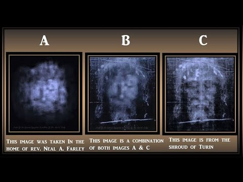 REAL IMAGES OF JESUS MATCH SHROUD OF TURIN.