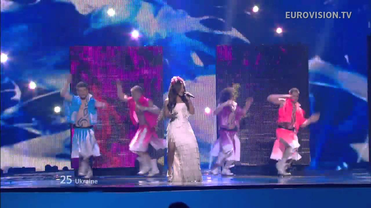 Gaitana - Be My Guest (Ukraina 2012)