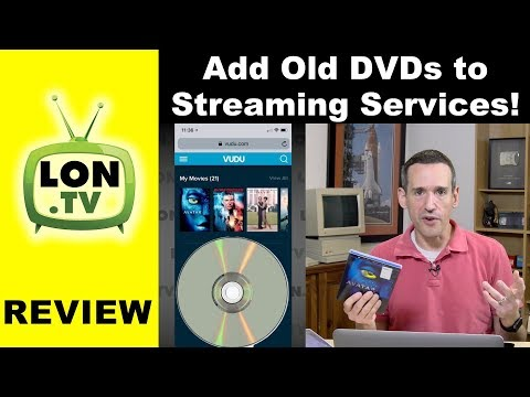Vudu Disc to Digital- Convert Old DVDs to Digital Movies with Movies Anywhere Integration!