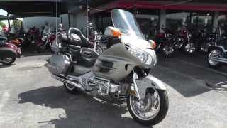 9. 101215 - 2002 Honda Gold Wing GL1800 - Used Motorcycle For Sale