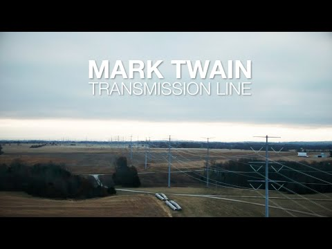 Mark Twain Transmission Line Construction in Northeast Missouri