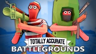 TABG VICTORY - Totally Accurate Battlegrounds (TABG)