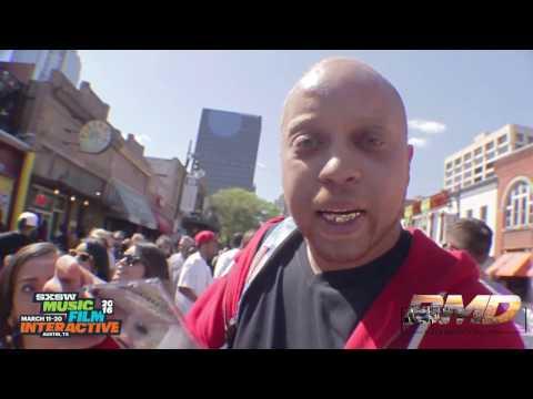 Broward Countys B.M.D Family Invades #SXSW2k16 Vlog. PT.2