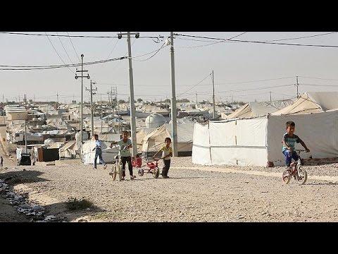 Ιράκ: Στο δρόμο της προσφυγιάς χιλιάδες κάτοικοι της Μοσούλης