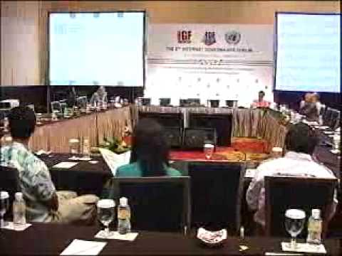 6th Meeting of the Dynamic Coalition of Accessibility and Disability (DCAD)