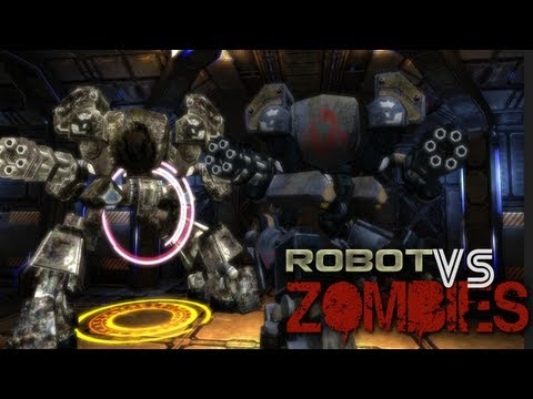 Video of Zombies Vs Robot FREE