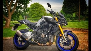 1. 2017 Yamaha MT10 SP Review