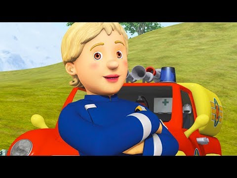 Fireman Sam US New Episodes HD | MEGA Compilation \Penny Morris is busy fighting fire 🚒🔥Kids Movies