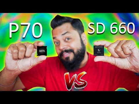 Helio P70 Vs Snapdragon 660 Comparison - Best Mid-Range Processor Award Goes To...