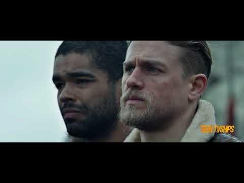 King Arthur & The Mage || Love Lies