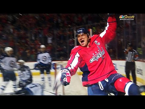 Video: Alex Ovechkin still going strong scores 600th goal of his career