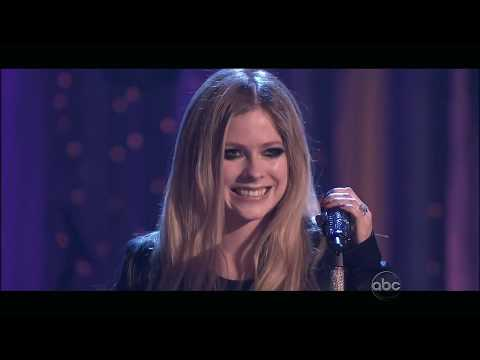 Avril Lavigne - Here's To Never Growing Up (#DWTS 5.14.2013)(HD)