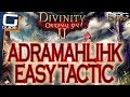 DIVINITY ORIGINAL SIN 2 - Adramahlihk Boss Easy Method (Doctor's Orders Quest)