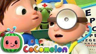 Video Doctor Checkup Song   CoCoMelon Nursery Rhymes & Kids Songs MP3, 3GP, MP4, WEBM, AVI, FLV Juni 2019