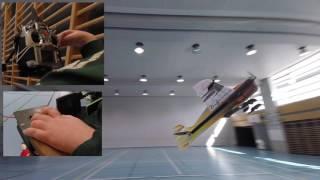 Modellfliegen - auch für körperlich Behinderte