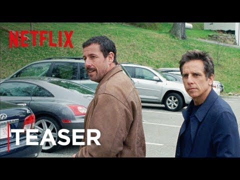 The Meyerowitz Stories (New and Selected) (Teaser)