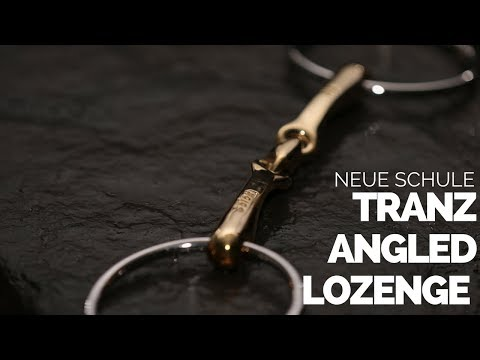 Neue Schule Tranz Angled Lozenge Loose Ring Product Video