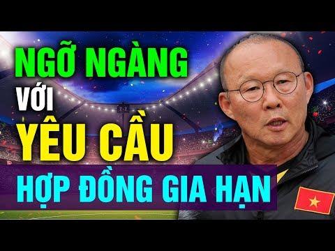 Ngỡ Ngàng Yêu Cầu Của HLV Park Hang-seo Khi Gia Hạn Hợp Đồng Với Đội Tuyển Việt Nam - Thời lượng: 11 phút.
