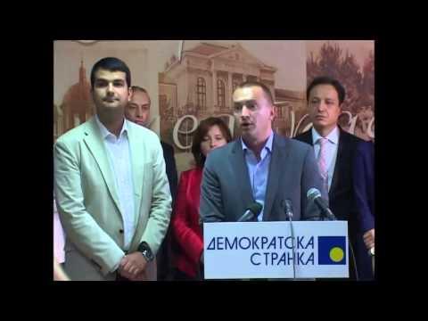 Бојан Пајтић: Улазак ДС у градску власт Крагујевца политички зрела одлука