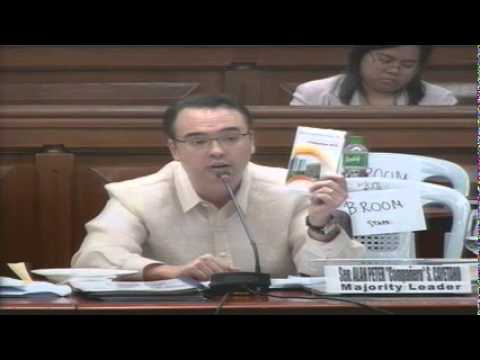 Res - Agenda: P.S. Res. No. 826 - Alleged overpricing of the 11-storey new Makati City Hall II Parking Building.