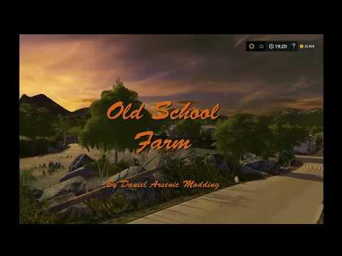 Old School Farm v2.0