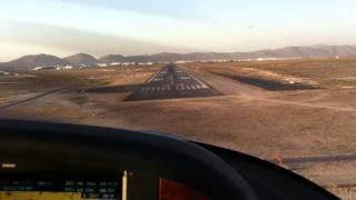 Aterrizando En Saltillo / Landing At Saltillo