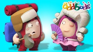 Video DRESS TO IMPRESS | Oddbods New Episodes | Funny Cartoons For Children MP3, 3GP, MP4, WEBM, AVI, FLV Maret 2019