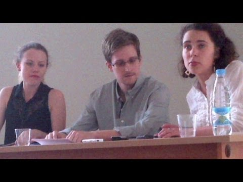Edward Snowden: My father doesn't represent me