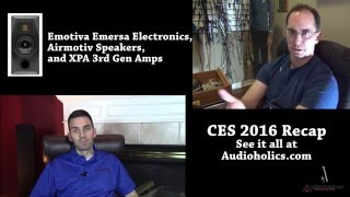 CES 2016 Coverage: Best of Speakers, Electronics, and Accessories