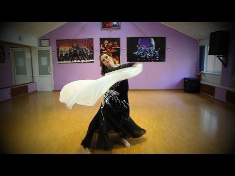 Кабанова Галина I Ориенталь - Belly Dance I Dance Studio Focus (видео)