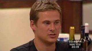 For better sound and widescreen add &fmt=18 to the end of the url.Another episode of ITV's chat show filmed over twenty four hours, with host Jamie Campbell. This episode feature Lee Ryan, member of boy band Blue. As broadcast on ITV1 in UK. Check out their website at: http://www.itv.comInteresting format?Chat/talk show meets reality TV?Please leave a rating and comments!