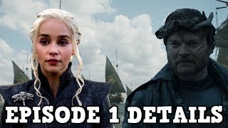 Entertainment Weekly has teased conflict in Daenerys Targaryen's journey to Westeros. Will she be attacked on her way to Dragonstone by someone or will she have other problems? In this video I breakdown what I think this could mean for Dany and for Season 7 Episode 1!Source - http://winteriscoming.net/2017/07/04/entertainment-weekly-teases-potential-season-7-conflict-between-daenerys-and-euron/