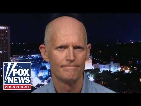 Rick Scott files lawsuit in contested Florida Senate race