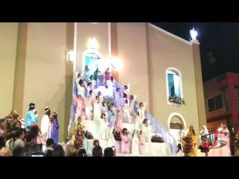 Coroação 2008 em Porteiras-Ce