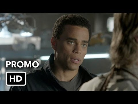 Almost Human 1.04 Preview