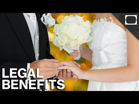 What Are The Legal Benefits Of Marriage?