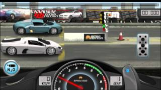 Drag Racing super launch YouTube video