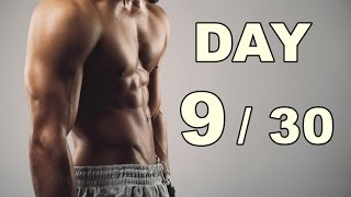 Day 9/30 Abs Workout (30 Days Abs Workout) Home Workout