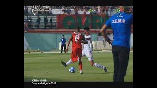 Football 2019 - Finale coupe d'Algérie (CRB - JSMB) | Sport en Mémoire