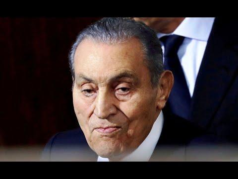 محطات لا تنسى في حياة حسني مبارك