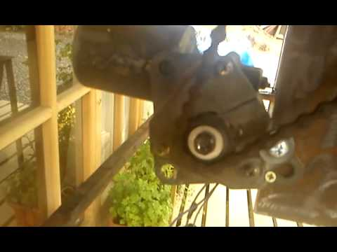 Espiedo con motor casero