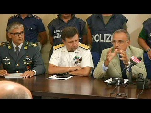 Ιταλία: Συνελήφθησαν 8 διακινητές – Κατηγορούνται για ανθρωποκτονία