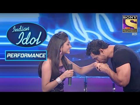 Bhoomi ने दिया 'Meter Down' पे Mind-Blowing Performance   Indian Idol Season 5
