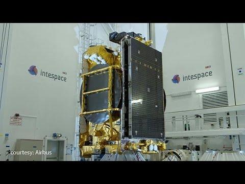 Ο πρώτος 100 % ηλεκτρικός και 100 % ευρωπαϊκός δορυφόρος
