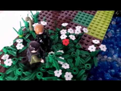  Lego   Die Tribute von Panem moc  [german]