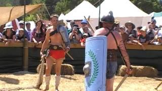 Nonton Gladiators blood in the arena - 2012 TAUPO MEDIEVAL FAIRE Film Subtitle Indonesia Streaming Movie Download