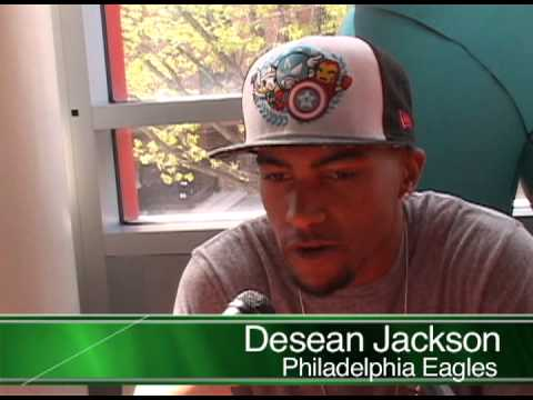 Desean Jackson - Genres of Media Production at Temple University Spring 2013 By: Simone Cuccurullo, Nikki Dyke, Samira Kiett.